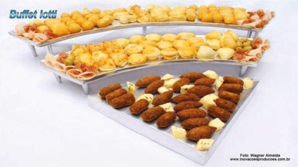 Buffet Ademar Iotti