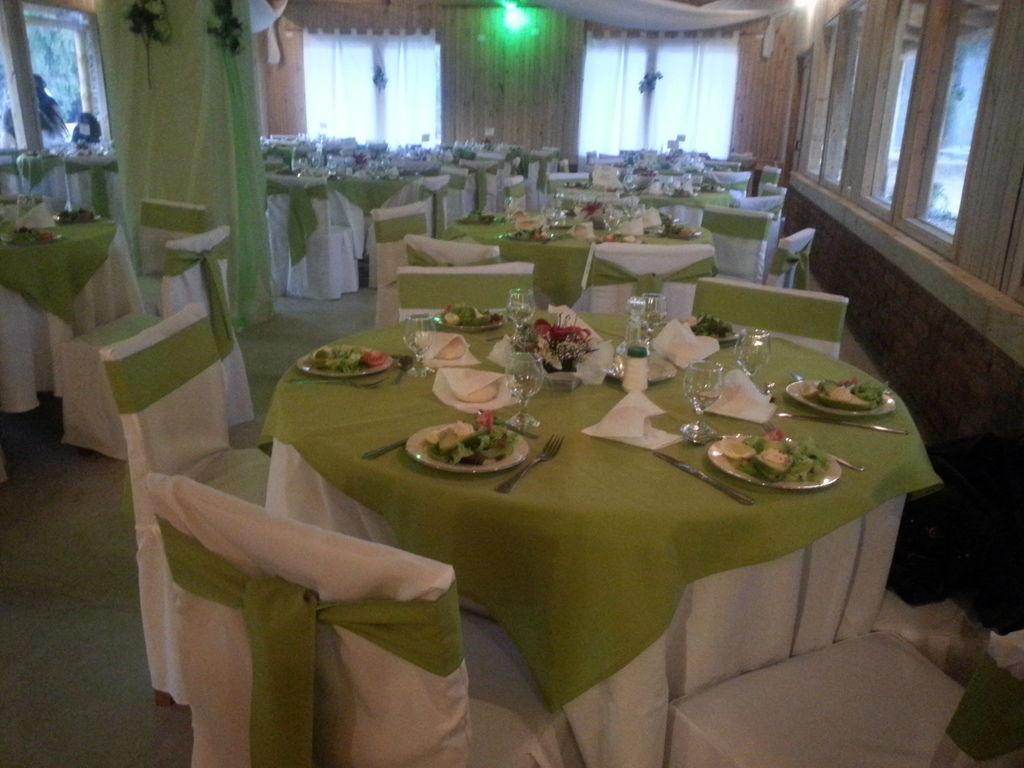P&P Banquetería y Eventos