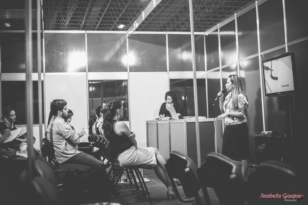 Palestrante convidado Expo Noivas e festas 2016 | Renata Vaamonde Assessoria