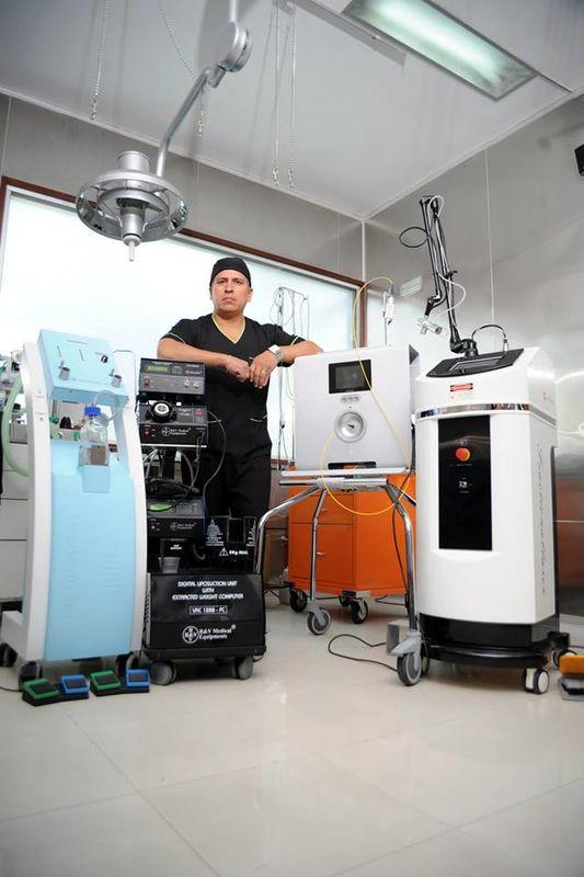 Clinica Estética Láser Percy Nuñez Villar
