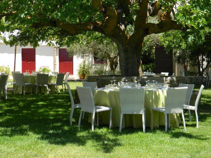 Masseria Rossella - Pranzo di matrimonio
