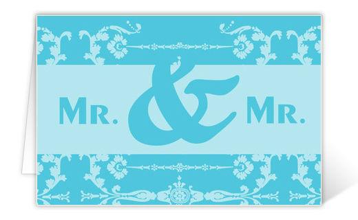 Beispiel: Ihre Einladung zur Hochzeit, Foto: Poobies.