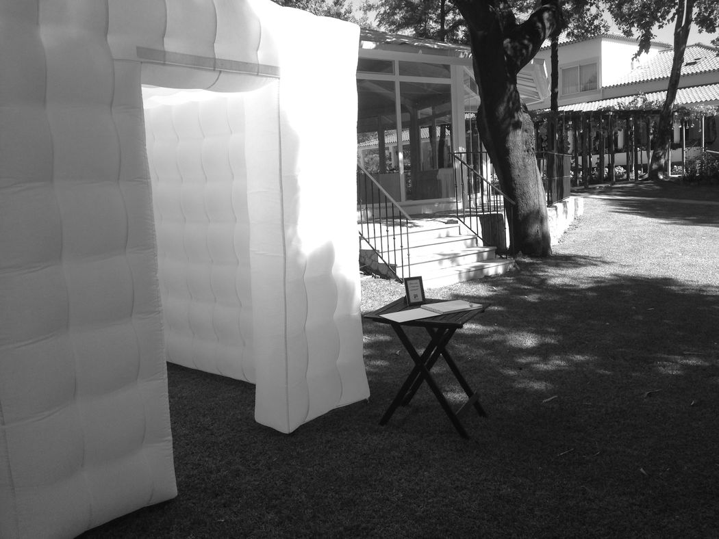 Event It Now - Photobooth e Talkbox