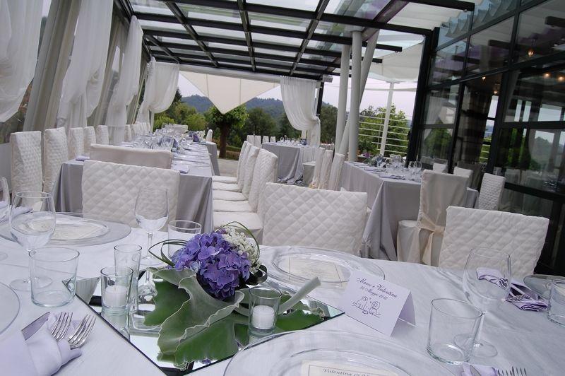 Centro tavola floreale