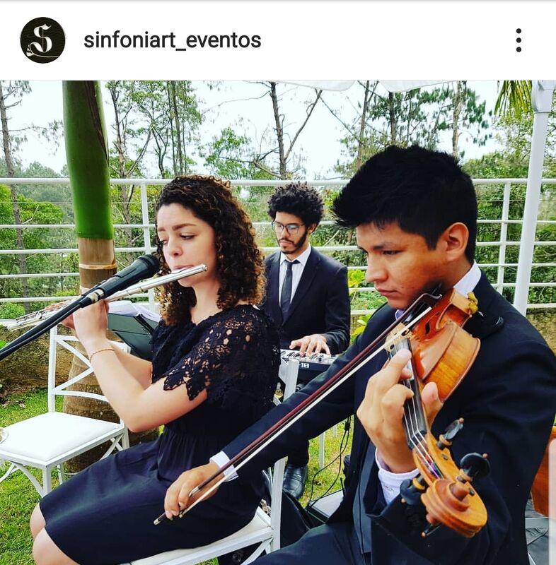 Sinfoniart Eventos Musicais