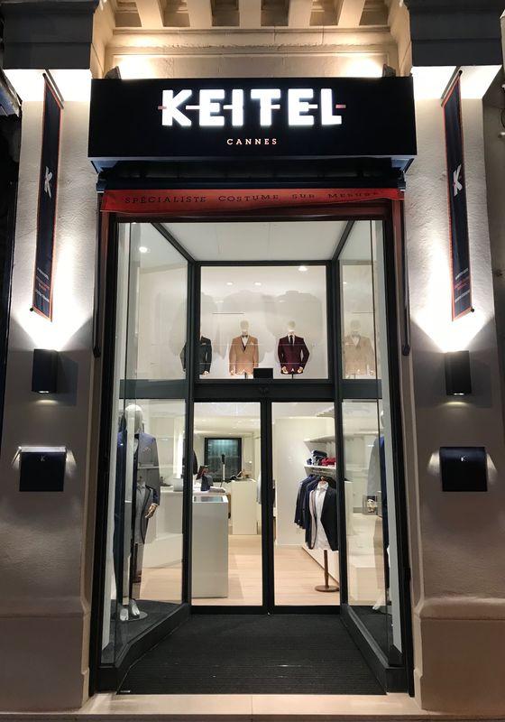 Keitel - Cannes
