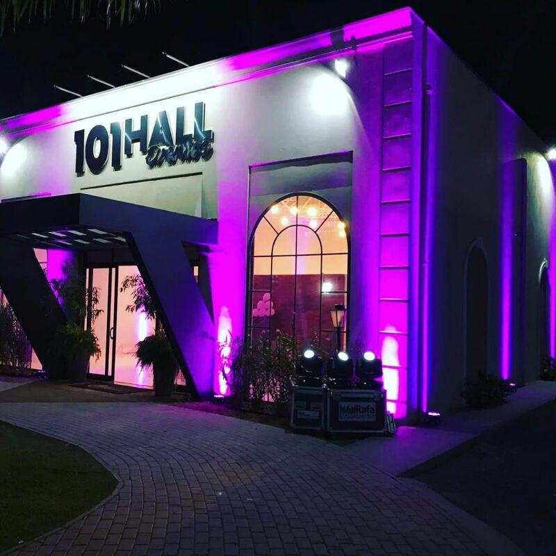 101 Hall
