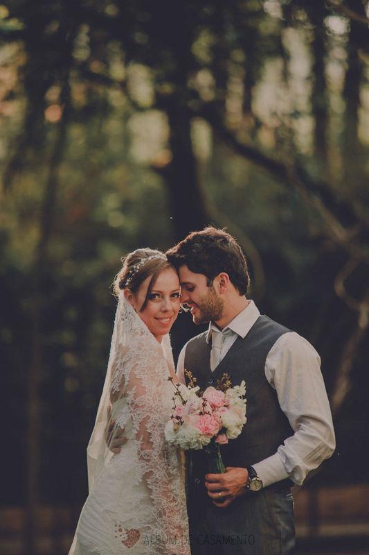 Álbum de Casamento Fotografia