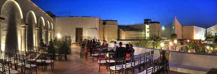 Salón para bodas - Foto La Casona de Santa Lucía