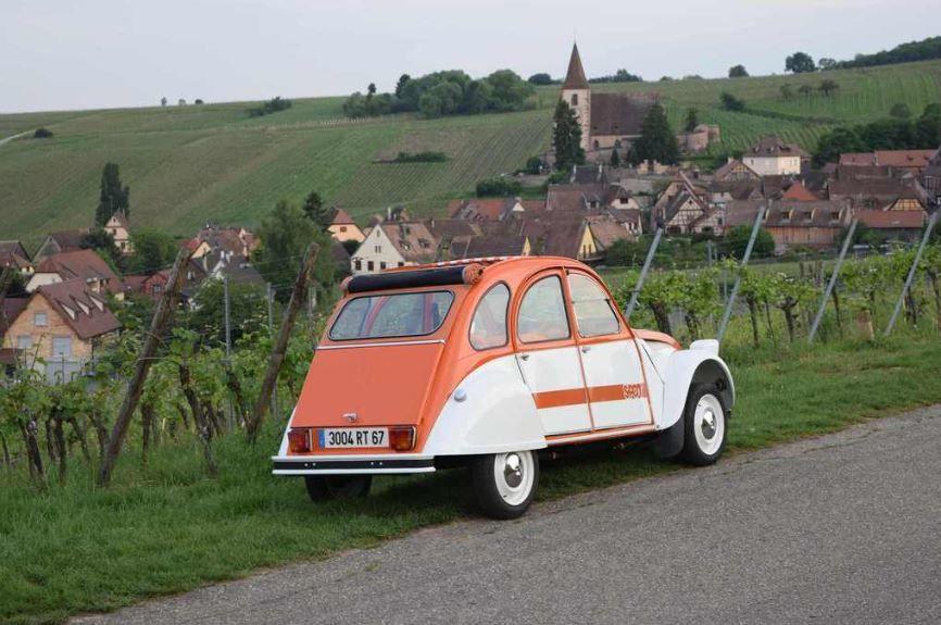 Alsace en Deuche