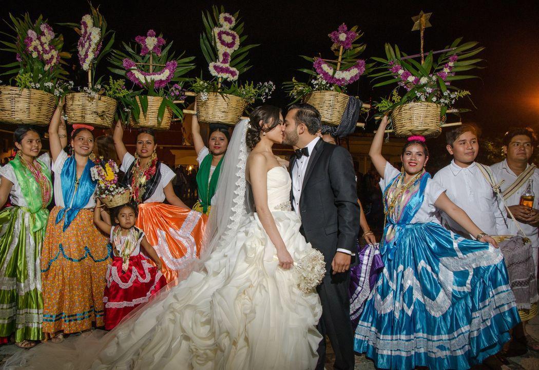 Tu boda en Oaxaca