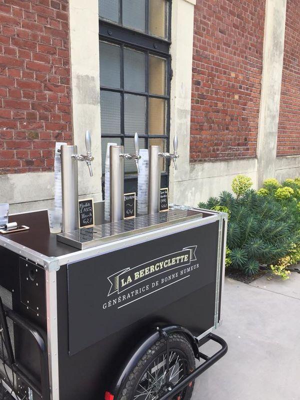 La Beercyclette