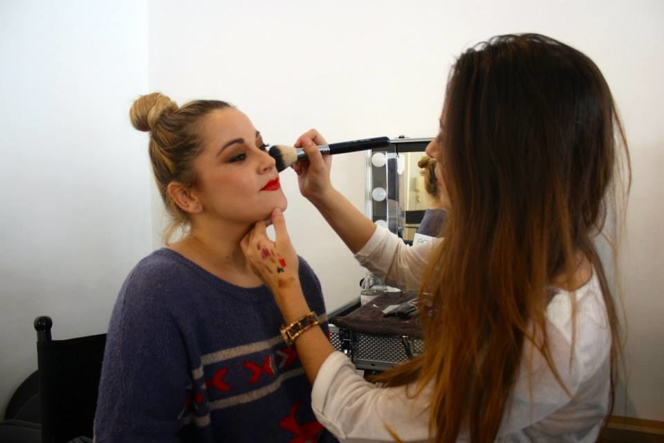 Almendra Castellanos Make-Up Artist