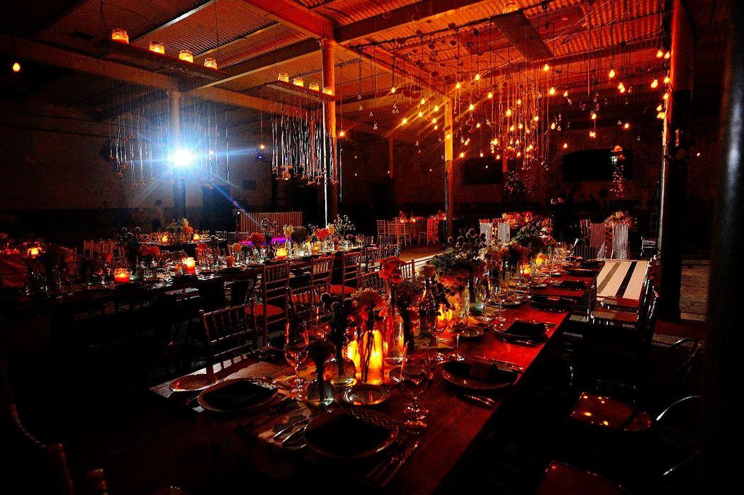 Wedding Experience Boda Industrial, Puebla, México. Marzo 2014