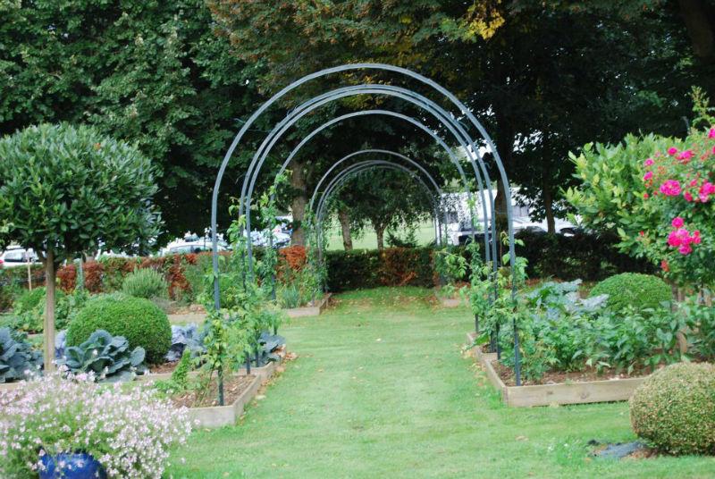 Le jardin | Haras de la Potardière