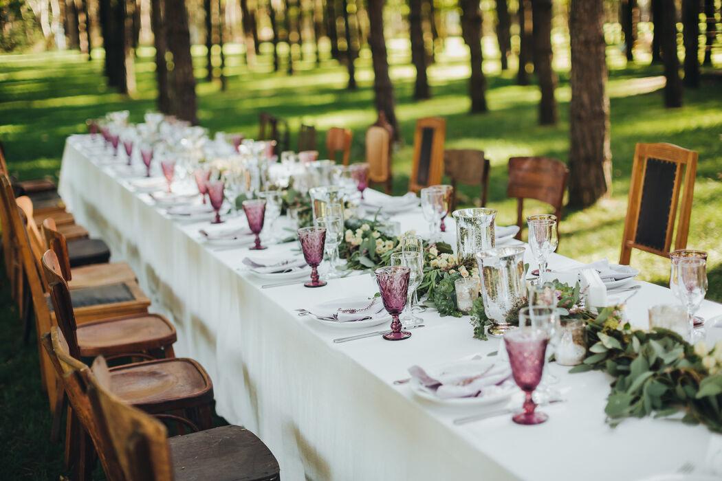 Tablecloth Hire – Table Décor & Linen Specialists
