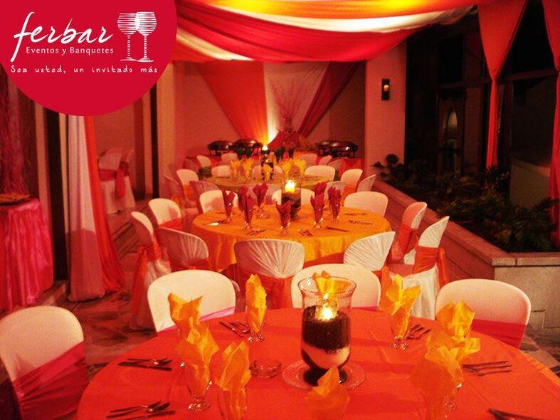 Ferbar Eventos y Banquetes