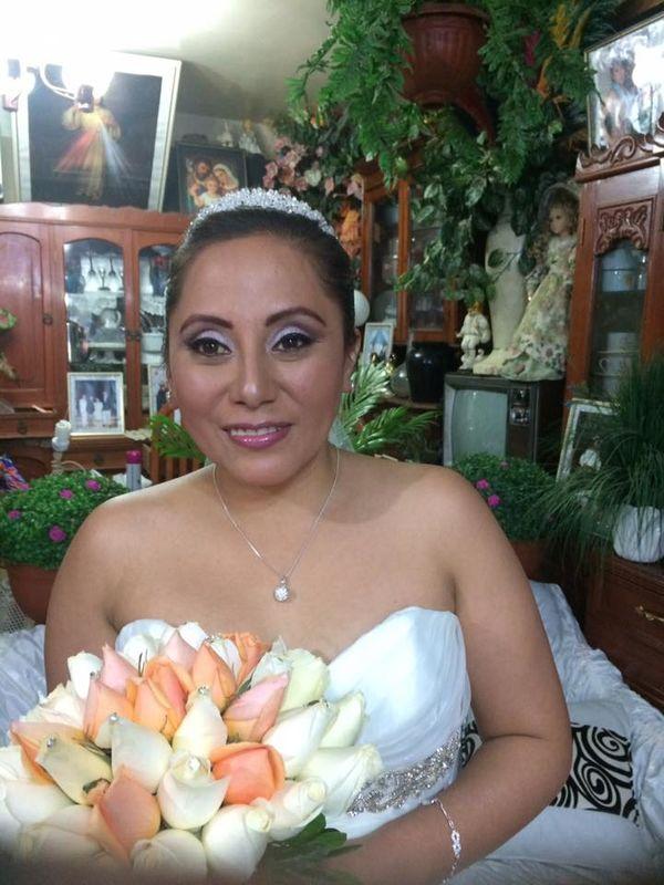 Ánghela Mariam Makeup