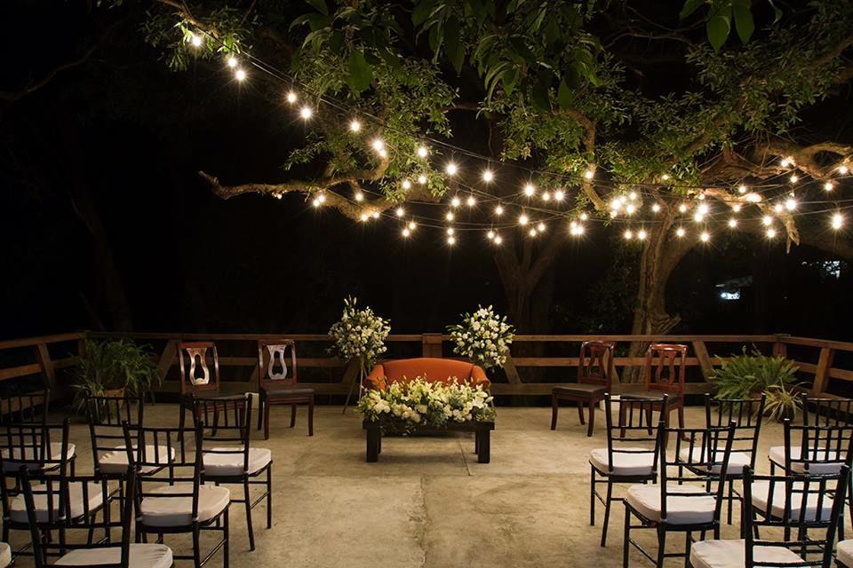 Terraza, ceremonia civil