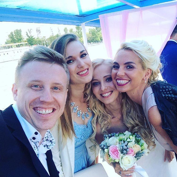 Свадебный ведущий Виталий Сидоров