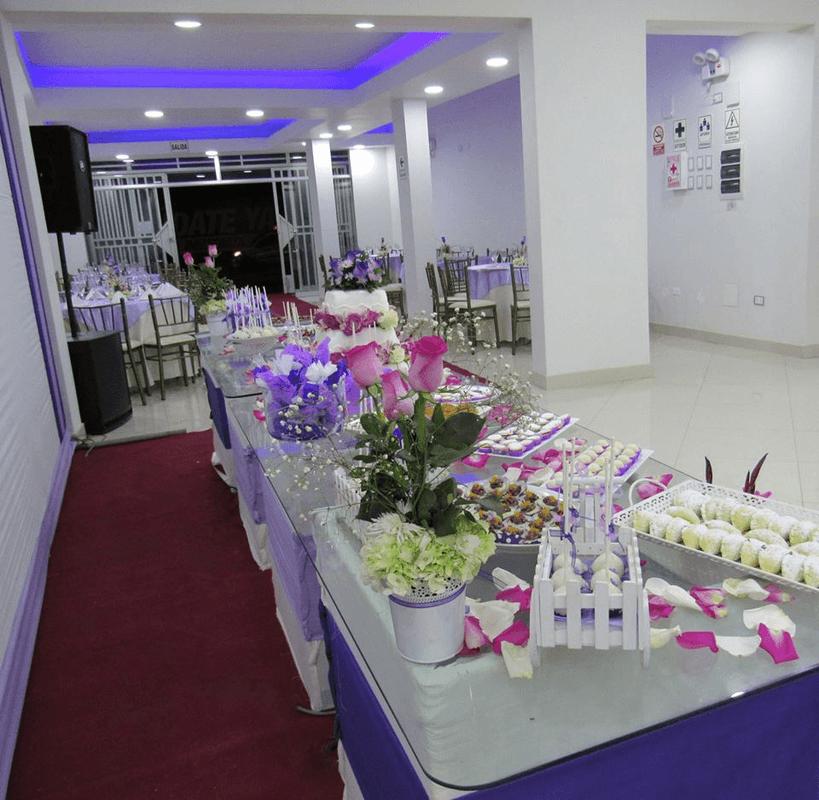 Los Tulipanes Salón de Eventos
