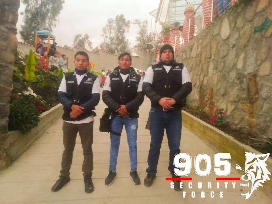 SECURITY FORCE 905 EIRL