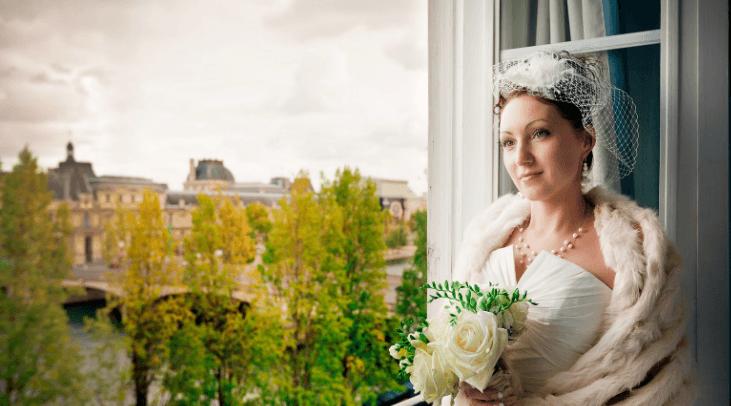 Beispiel: Portrait der Braut, Foto Kirill Brusilovsky Photodesign.