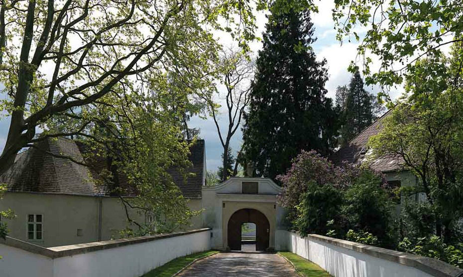 Beispiel: Romantische Kulisse, Foto: Schloss Lackenbach.