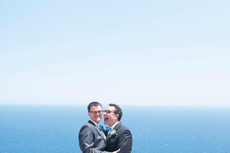 Patrick & Sergi by Kiss Me Frank