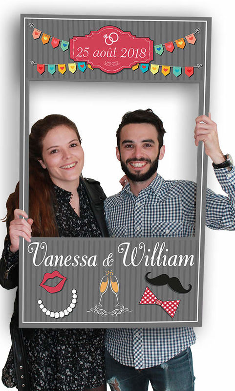 Chiiise - Cadre Photobooth