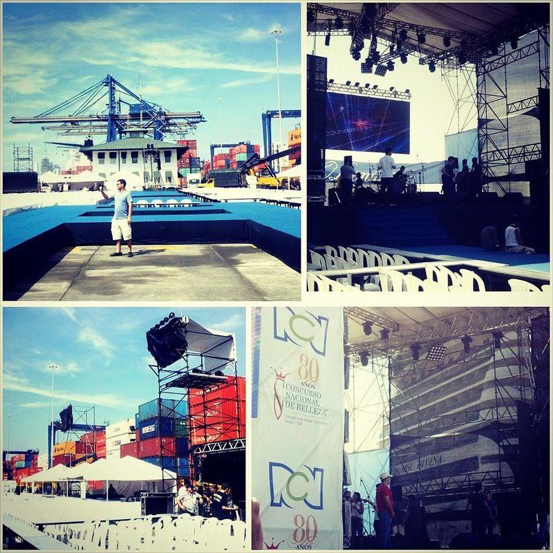 Show en Cartagena