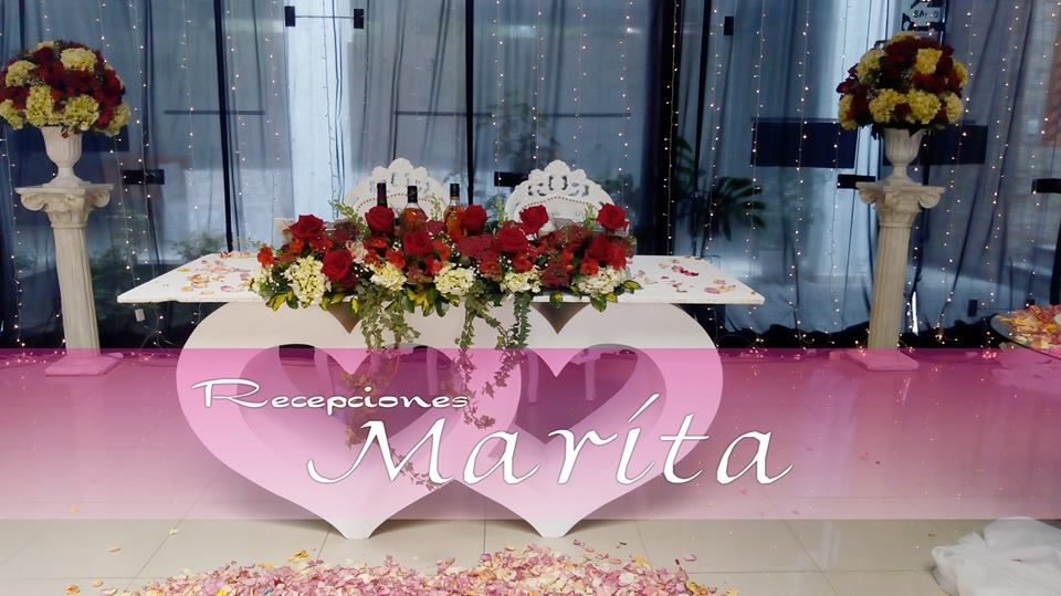 RECEPCIONES MARITA