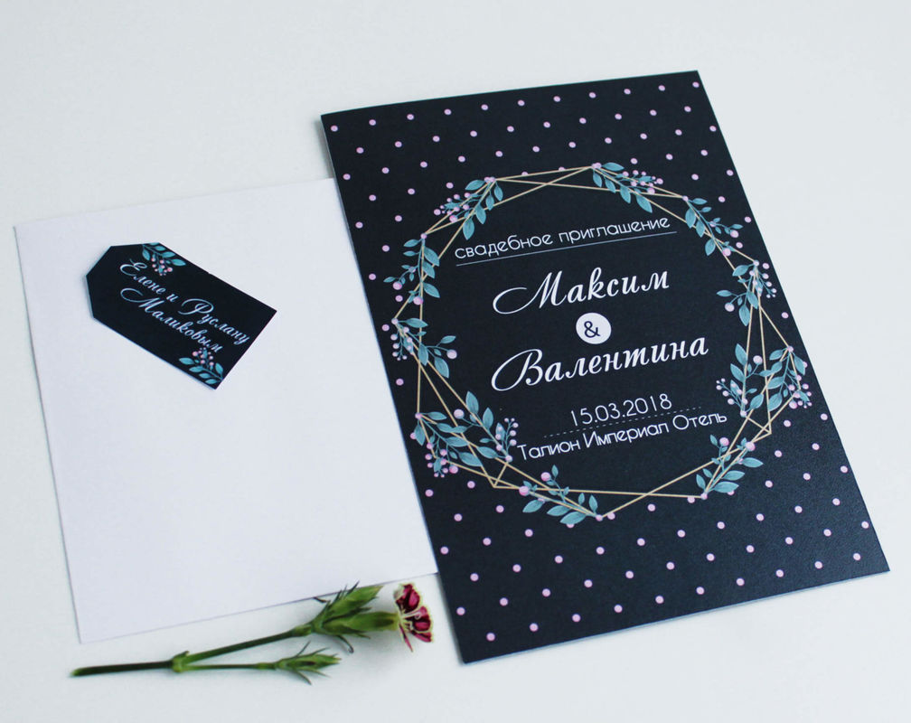 Nuance | Студия свадебной полиграфии и декора