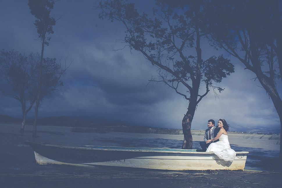 Trash the Dress Lorena y Marco