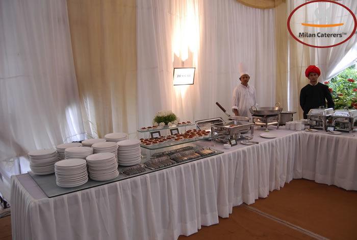 Milan Caterers