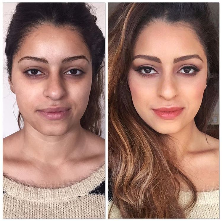 Hilary Ho Makeup