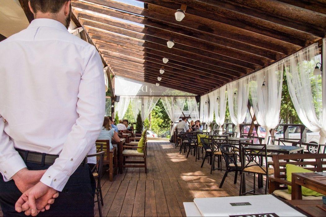 Ресторан De Kas