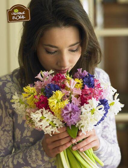L'agitateur floral