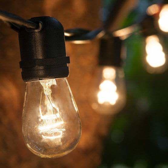 Luzes de arraial