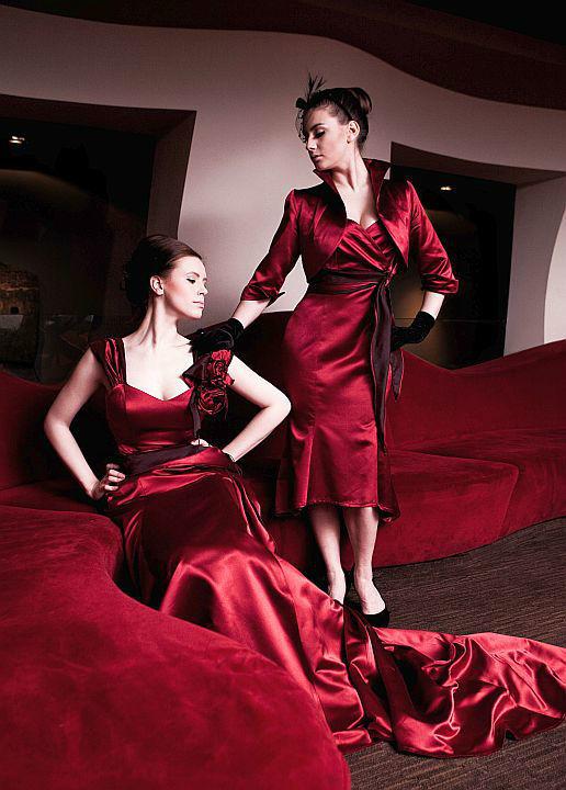Ella Deck Couture Abendmode