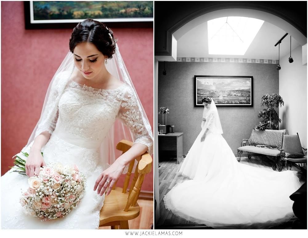 Jackie Lamas - International Wedding