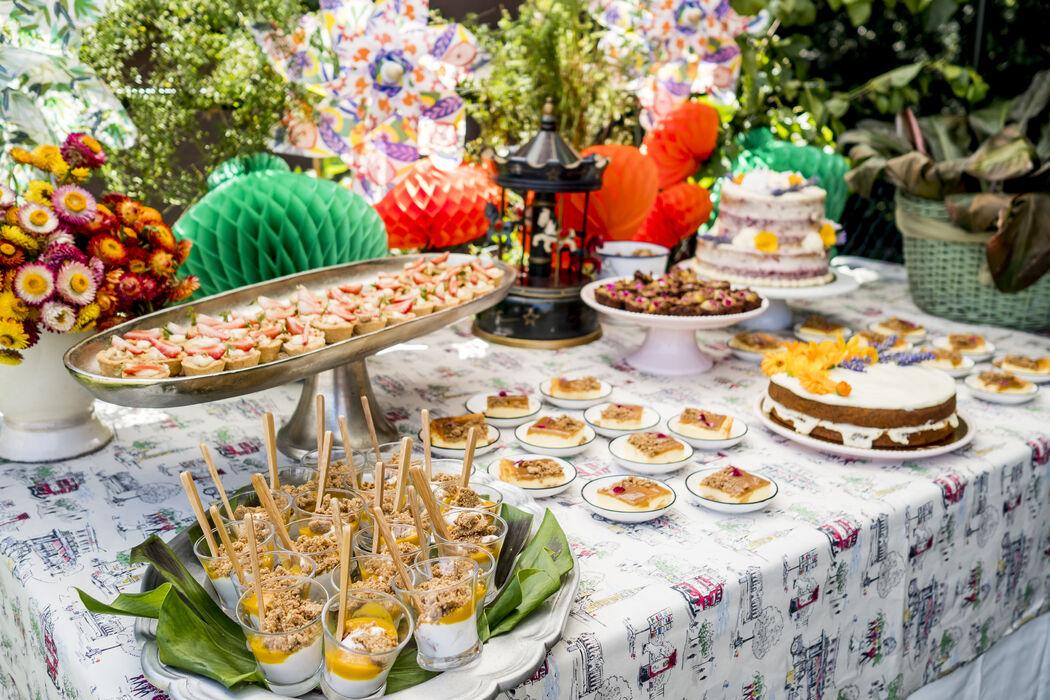 Gloria Domecq Catering