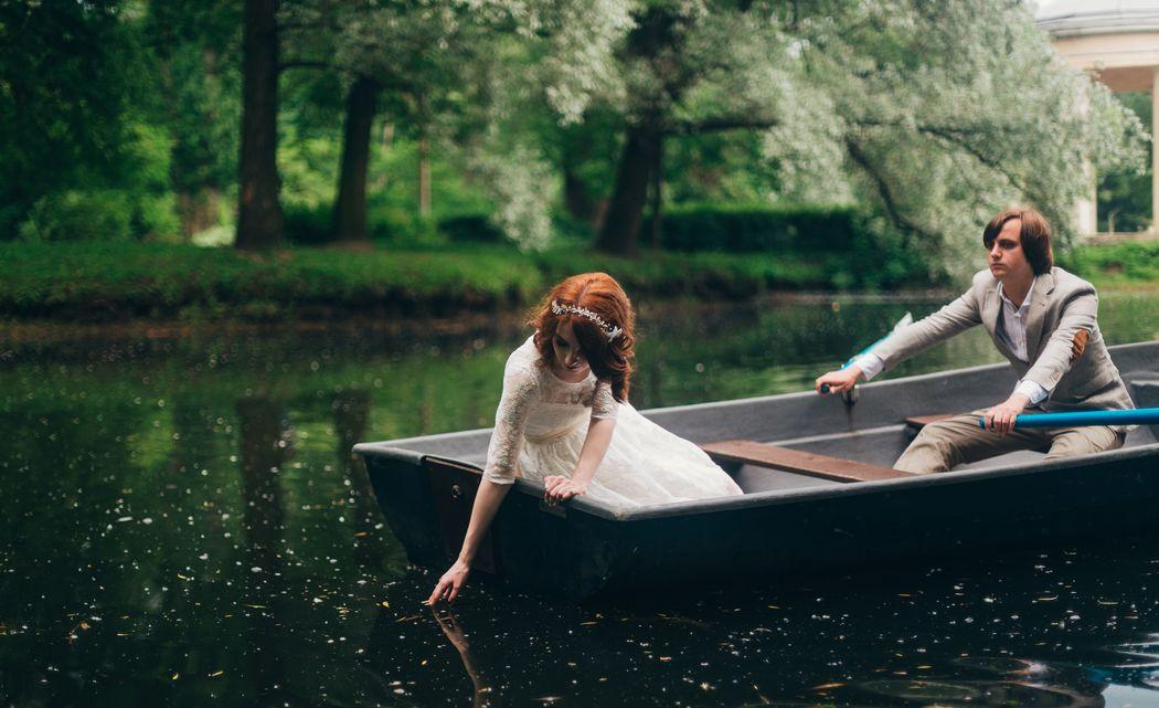 Екатерина и Павел