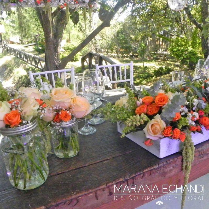 Mariana Echandi Diseño Floral