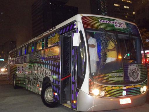 Sensation Bus