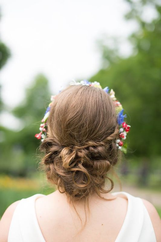 Stralend visagie en hairstyling