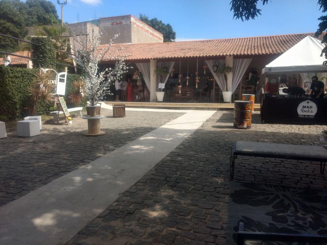 Cerimonial Chácara Maria