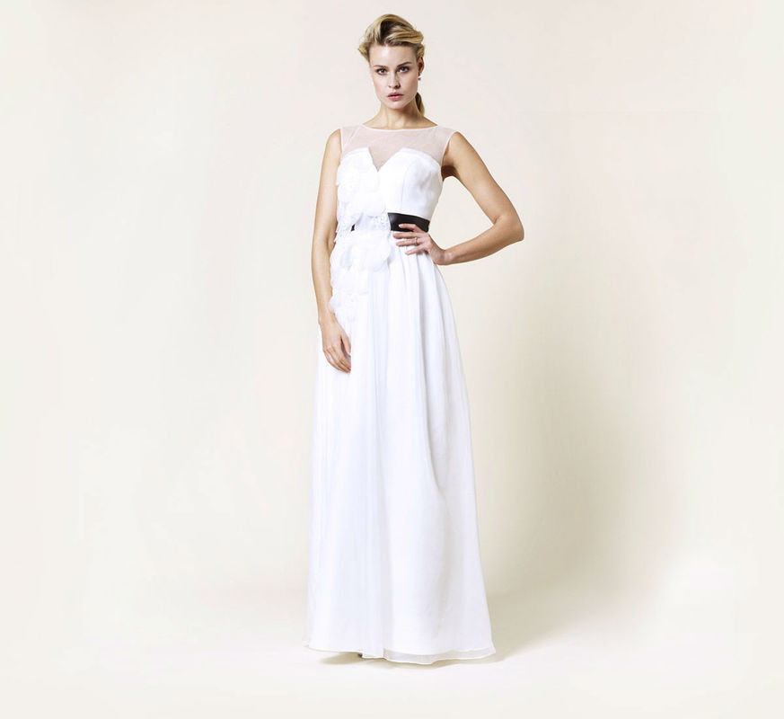 Beispiel: Brautdesign, Foto: Wediva.