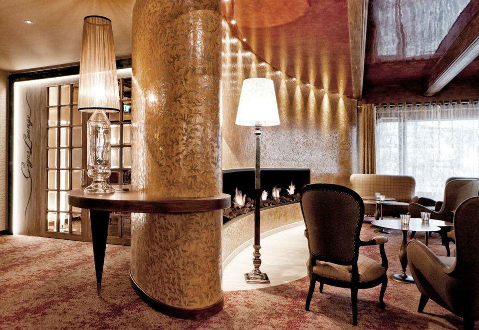 Beispiel: Gemütliche Atmosphäre, Foto: Tschuggen Grand Hotel Arosa.