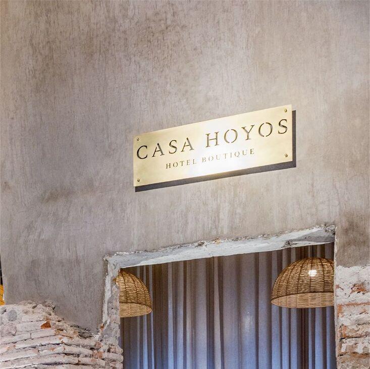 Casa Hoyos